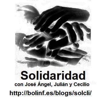 ME UNO A LA CAMPAÑA SOLIDARIDAD CON LOS COMPAÑEROS INJUSTAMENTE DETENIDOS EN EL CLÍNICO