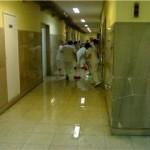 Piscinas en el Clinico