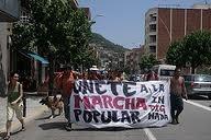 La Marcha Popular Indignada llegará el 23 de julio a Madrid procedente de más de 20 ciudades