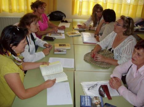 Congreso de bibliobuses en Alcalá de Henares.
