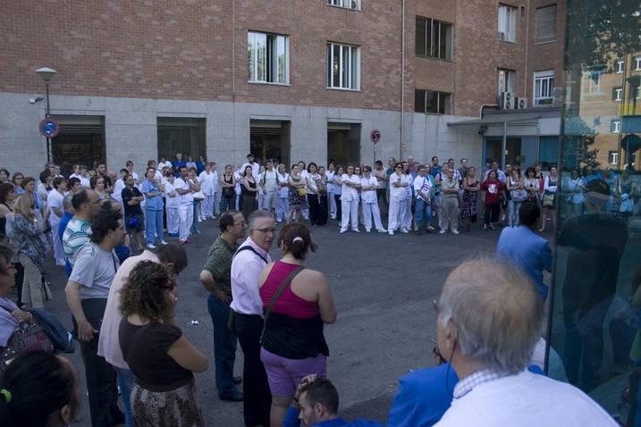 SE CONSTITUYE LA COORDINADORA DE HOSPITALES Y CENTROS SANITARIOS PÚBLICOS DE LA COMUNIDAD DE MADRID