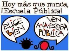 Desde la Escuela Infantil hasta la Universidad, Leganés con la Escuela Pública. ¡Matricula a tus hijos en ella!
