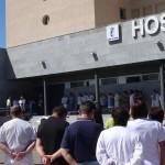 """Recogen casi 2.000 firmas para pedir un nefrólogo y el gerente de Cuenca dice que están """"igual de bien atendidos o mejor"""""""