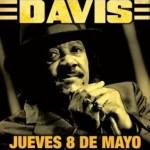 Boo Boo Davis en Madrid. 8 mayo (la Boite)