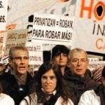 La marea blanca pide a la Fiscalía que investigue si Mas y González prevaricaron con el euro por receta