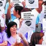 """Los sindicatos denuncian el """"silencio"""" de Osakidetza a sus demandas"""
