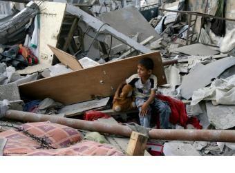 UNICEF denuncia que el año escolar en Gaza peligra por las hostilidades en el territorio