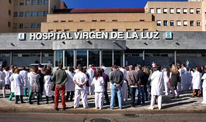 Nueva denuncia de la Plataforma de la Sanidad Pública de Cuenca