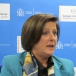 María J Sánchez Rubio anuncia un plan de mejora de los centros de valoración de la discapacidad