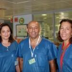 Premio a Enfermeras de Cuidados Intensivos Pediátricos del H Materno Infantil de Málaga