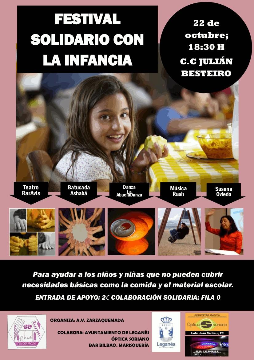 Festival Solidario con la Infancia