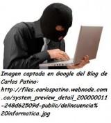 delincuencia informatica