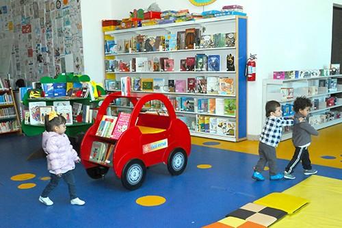 La misión de la Biblioteca Infantil de la BUAP es formar niños lectores