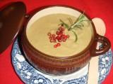 Crema de Habas y Cebolla
