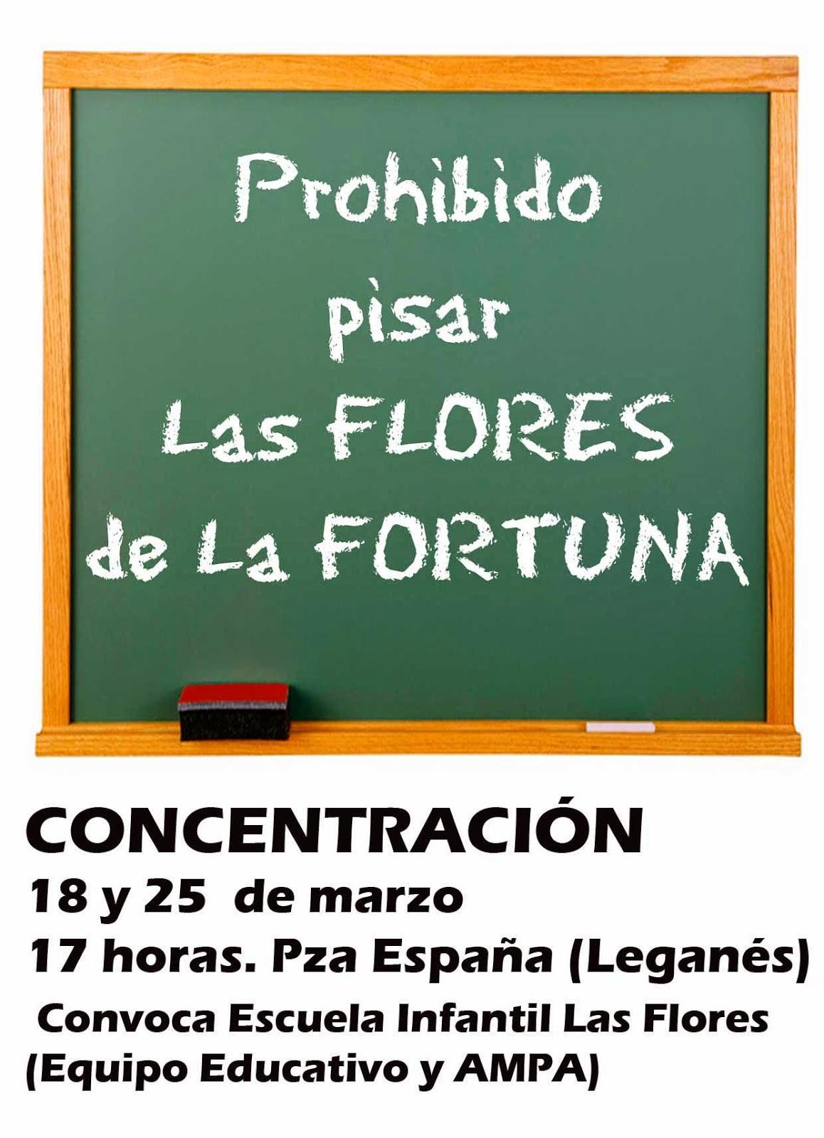 Respuesta AMPA Las FLores La Fortuna (Leganés) a Concejalía Educación