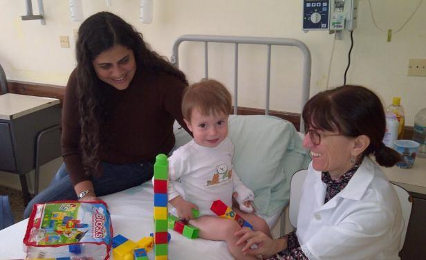 Enseñanza hospitalaria tiene efectos terapéuticos