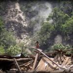 Nepal, un mes después.