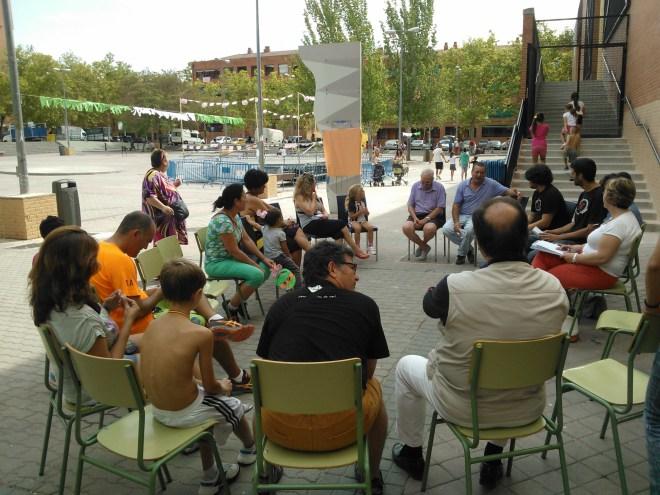 Desigualdades en la mortalidad en hombres entre barrios de Madrid