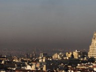 Contaminacion atmosferica Madrid
