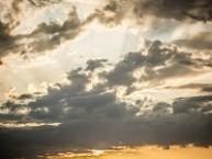 Tonalidades cielo tormentoso