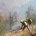 El compromiso de los bomberos no tiene límite