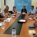 La consejera de Sanidad de Valencia se reúne por primera vez con los sindicatos