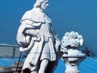 Estatuas del Palacio Real