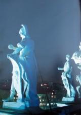 Estatuas del Palacio Real1