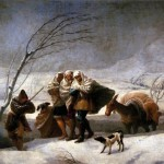 La Nevada de Goya