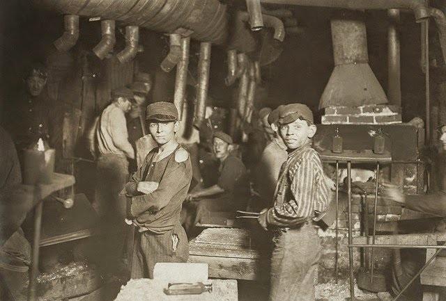La legislación sobre el trabajo infantil en la Primera República