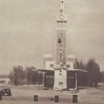 Las gasolineras como parte del urbanismo