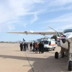 PARAGUAY: Desastres, inundaciones, heridos graves: militares con 2 ambulancias aéreas