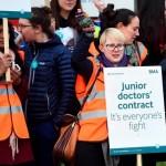 huelga medicos reino unido