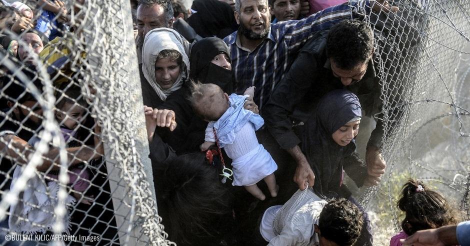 El acuerdo entre la UE y Turquía sobre los refugiados asesta un golpe histórico a los derechos