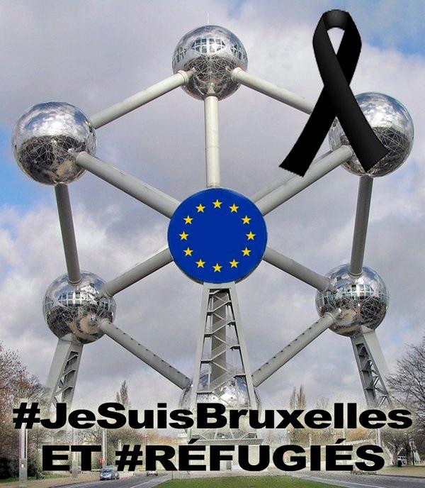 La FADSP rechaza acto terrorista y se solidariza con víctimas, familiares y amistades #JeSuisBruxelles et #refugies