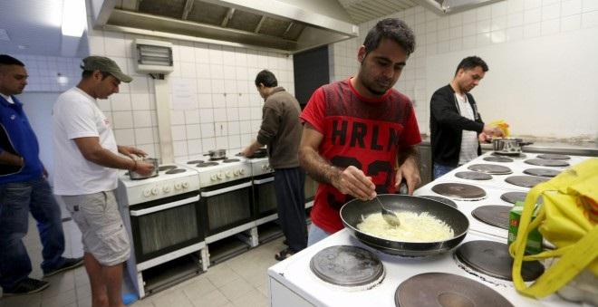 Oxfam denuncia que los países ricos han reubicado sólo al 1,39% de los refugiados sirios