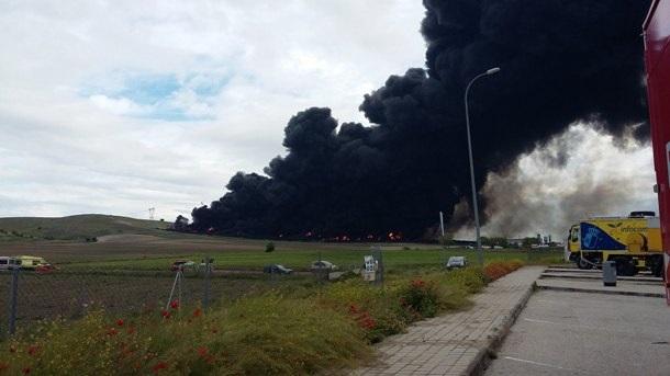 La G. Civil trata de verificar si el incendio de Seseña tuvo tres focos