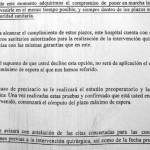 Listas de espera Madrid