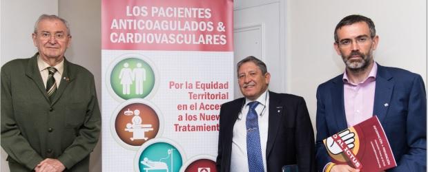 Uno de cada tres pacientes recibe un mal tratamiento anticoagulante