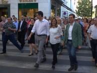 Pedro Sanchez y Susana Diaz