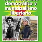 Rojava: Confederalismo Democrático y Municipalismo Libertario.