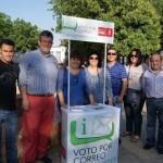 Camp elec PSOE