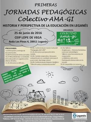 Jornadas Pedagógicas del Colectivo AMA-GI