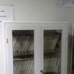 Libros en la sala de espera