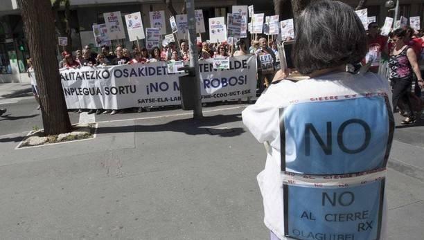 Salud reubicará el área de radiología de Olaguíbel