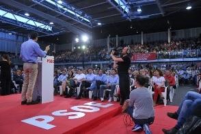 EL PSOE EN LA ENCRUCIJADA