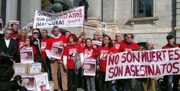 Los afectados por la Hepatitis C se suman a la campaña electoral para defender la Sanidad Pública