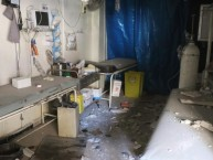 Hospitales Alepo