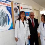 Cuatrocientos afectados denuncian irregularidades en la selección de interinos de la Sanidad madrileña