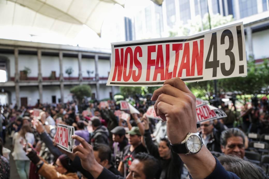 Egipto, México y Siria: tres puntos calientes de un crimen atroz